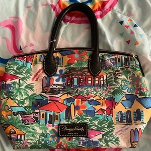 Dooney & Bourke Erica Sandbar Bag